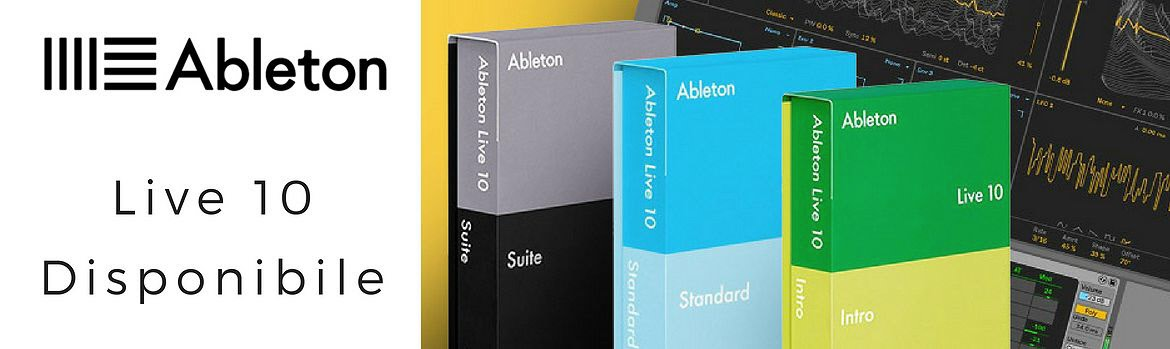 Speciale Ableton