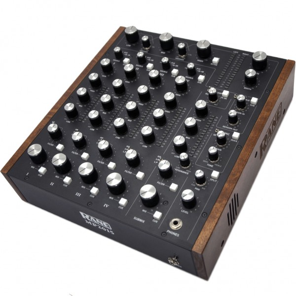 Rane mp2015 mixer dj for Porta s pdif